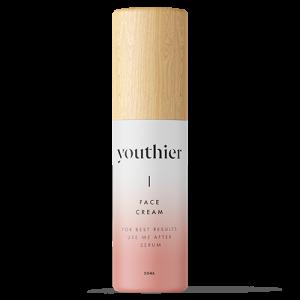 Face Moisturizer with Argan Oil 50 ml